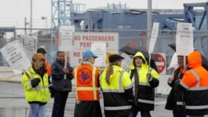 California Harbor Strike