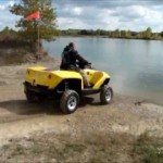 See The Quadski at the 2013 Miami Boat Show